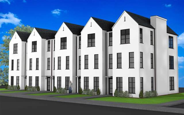 4808 San Jacinto Street #103, Dallas, TX 75204 (MLS #14431099) :: The Hornburg Real Estate Group