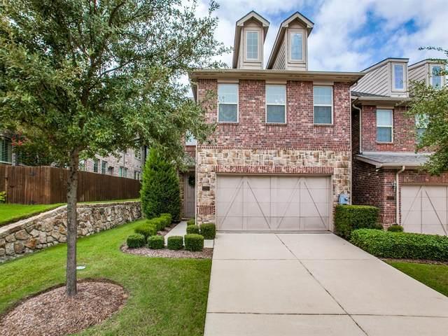 2281 Salado Drive, Lewisville, TX 75067 (MLS #14431109) :: The Hornburg Real Estate Group