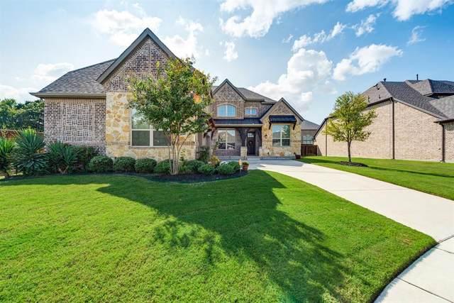 7301 Kinley Court, North Richland Hills, TX 76182 (MLS #14431110) :: Trinity Premier Properties