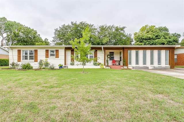 1218 Warden Street, Benbrook, TX 76126 (MLS #14431129) :: The Mitchell Group
