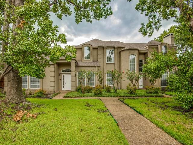 10807 Stone Canyon Road, Dallas, TX 75230 (MLS #14431147) :: The Hornburg Real Estate Group