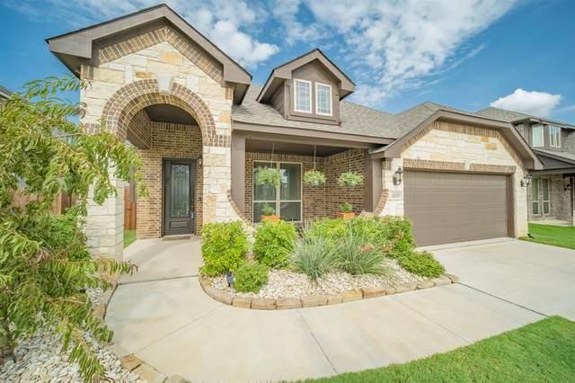 409 Ben Street, Crowley, TX 76036 (MLS #14431157) :: Keller Williams Realty