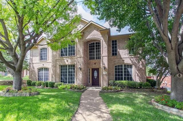 605 Nelson Court, Plano, TX 75025 (MLS #14431182) :: Trinity Premier Properties