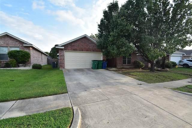 5552 Spring Ridge Drive, Watauga, TX 76137 (MLS #14431187) :: Justin Bassett Realty