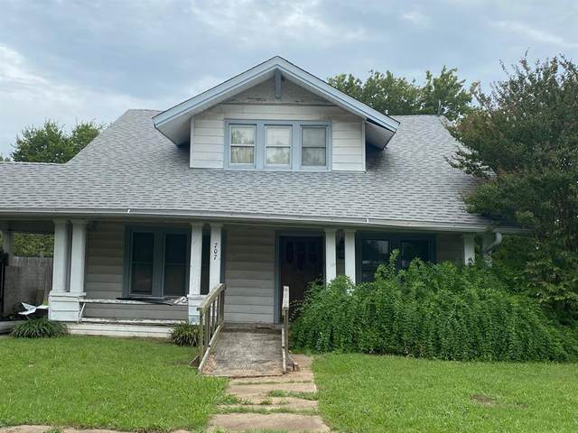 707 N Poplar Street, Leonard, TX 75452 (MLS #14431204) :: The Mitchell Group