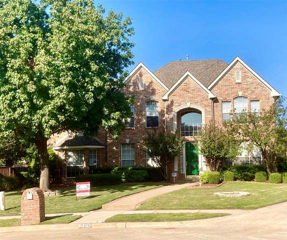 6412 Pintail, Plano, TX 75024 (MLS #14431269) :: The Chad Smith Team