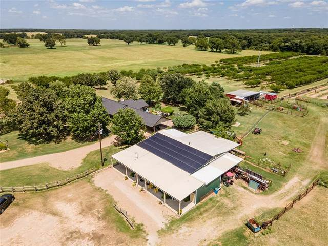 10800 County Road 4090, Scurry, TX 75158 (MLS #14431303) :: Front Real Estate Co.