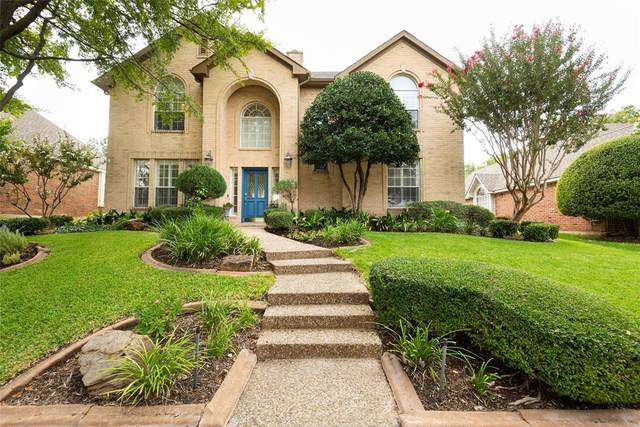 313 Sonoma Drive, Allen, TX 75013 (MLS #14431312) :: The Mitchell Group