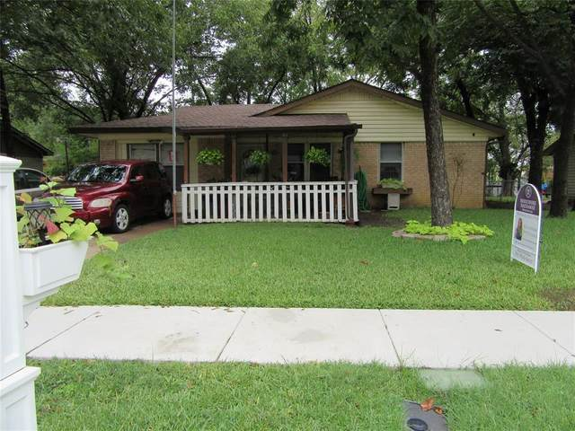 2125 Stonegate Street, Arlington, TX 76010 (MLS #14431315) :: RE/MAX Landmark