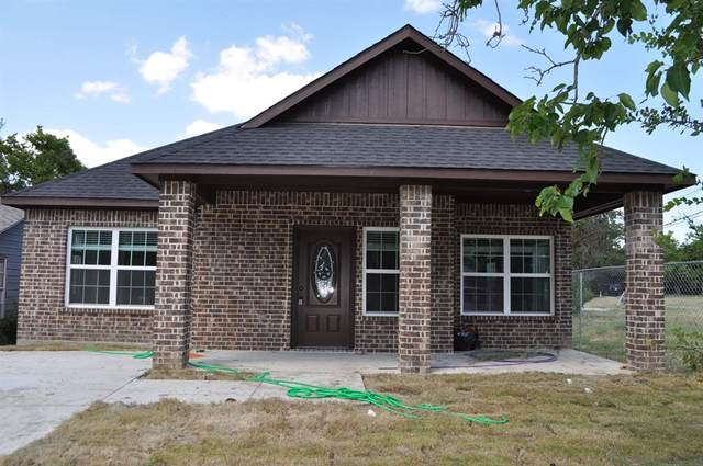 113 Fairview Street, Waxahachie, TX 75165 (MLS #14431332) :: Maegan Brest | Keller Williams Realty