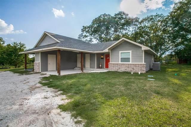 230 E Pritchard, Blue Ridge, TX 75424 (MLS #14431413) :: All Cities USA Realty