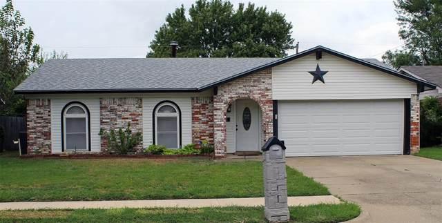 6325 Little Ranch Road, North Richland Hills, TX 76182 (MLS #14431450) :: Frankie Arthur Real Estate