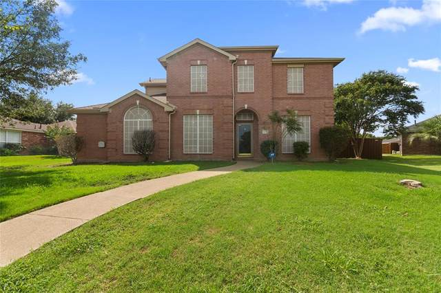1119 Hidden Ridge Drive, Mesquite, TX 75181 (MLS #14431464) :: Front Real Estate Co.