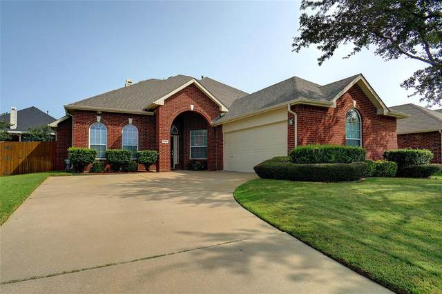 5305 Hollister Drive, Fort Worth, TX 76244 (MLS #14431475) :: Real Estate By Design