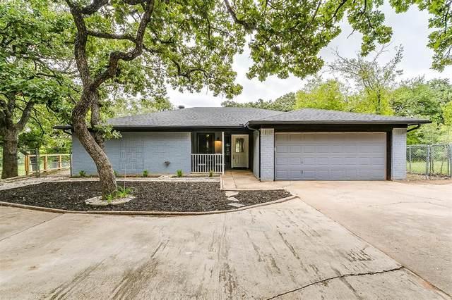 213 N Eastern Street, Keene, TX 76059 (MLS #14431530) :: The Kimberly Davis Group