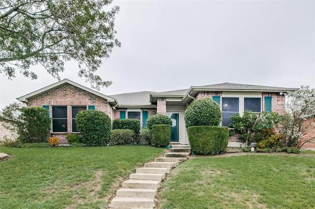 1439 Glenwick Drive, Rockwall, TX 75032 (MLS #14431561) :: Trinity Premier Properties
