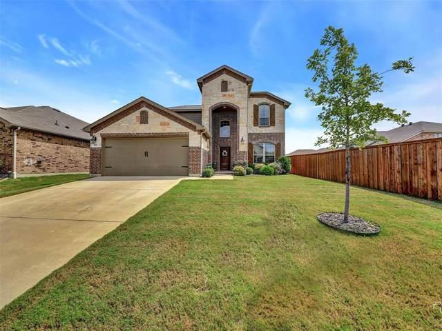 713 Cheyenne Drive, Aubrey, TX 76227 (MLS #14431600) :: Frankie Arthur Real Estate