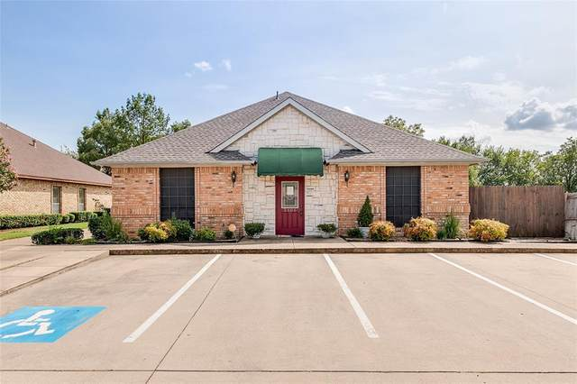 2606 Harwood Road, Bedford, TX 76021 (MLS #14431730) :: All Cities USA Realty