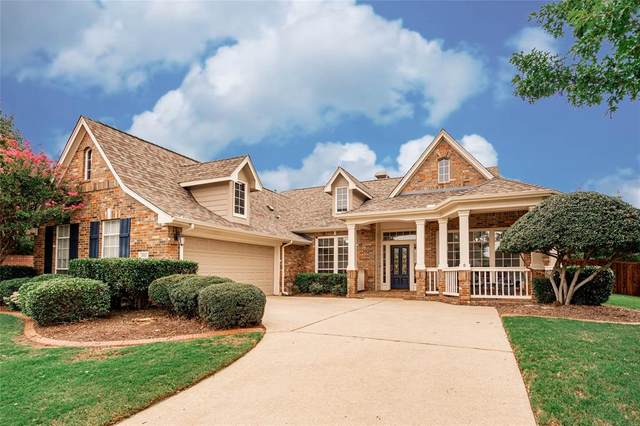 4012 Fairfax Court, Flower Mound, TX 75028 (MLS #14431754) :: The Daniel Team