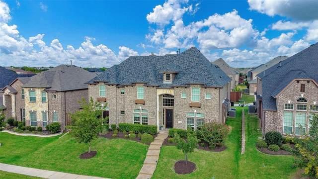 9236 County Down Lane, Frisco, TX 75033 (MLS #14431766) :: Real Estate By Design