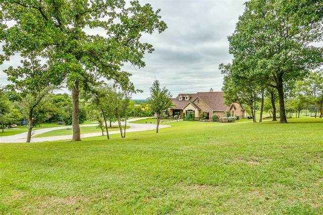 873 Canyon Creek Lane, Weatherford, TX 76087 (MLS #14431768) :: The Mauelshagen Group