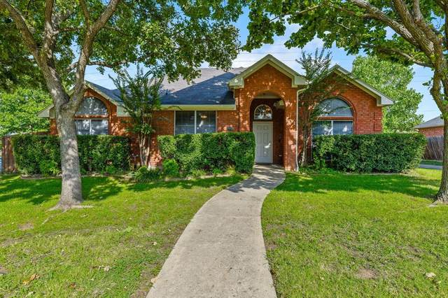 2057 Sailmaker Drive, Lewisville, TX 75067 (MLS #14431834) :: The Mitchell Group