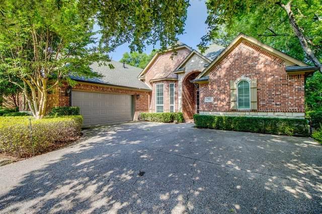 703 Buffalo Springs Drive, Allen, TX 75013 (MLS #14431875) :: The Kimberly Davis Group