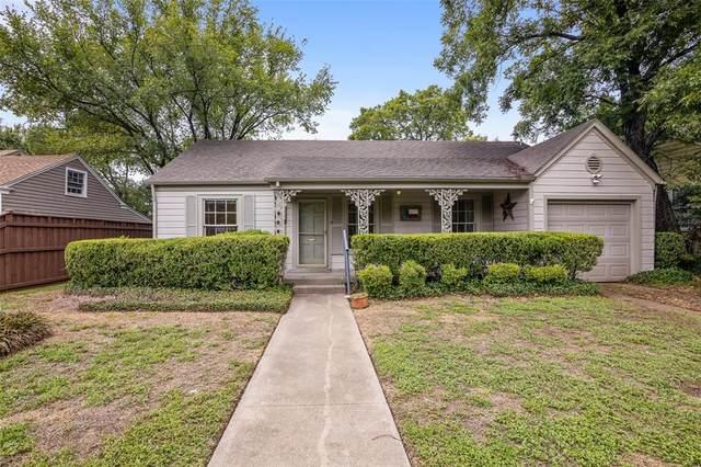 1317 Smilax Avenue, Fort Worth, TX 76111 (MLS #14431880) :: Frankie Arthur Real Estate