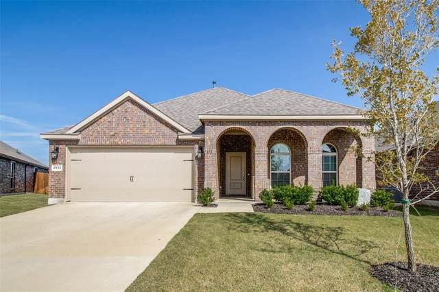 2832 Ainsworth Road, Aubrey, TX 76227 (MLS #14431949) :: Real Estate By Design