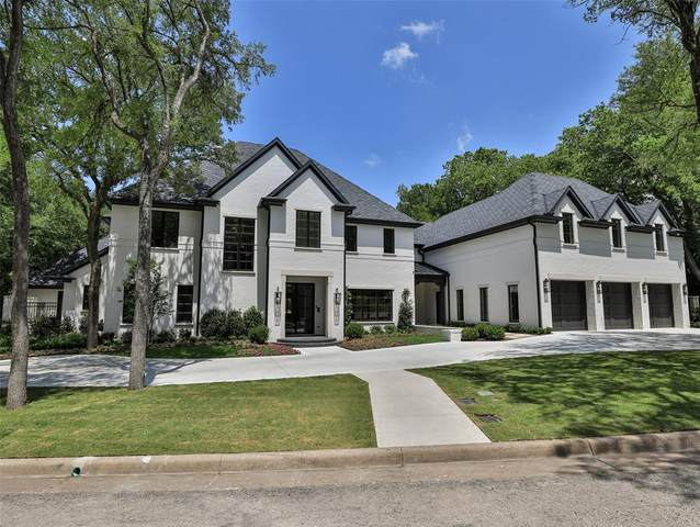 4262 Altura Road, Fort Worth, TX 76109 (MLS #14431967) :: RE/MAX Landmark