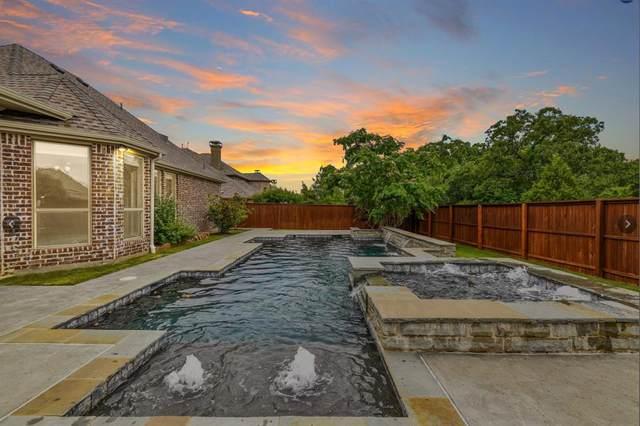 8651 Canyon Crossing, Lantana, TX 76226 (MLS #14431976) :: Real Estate By Design