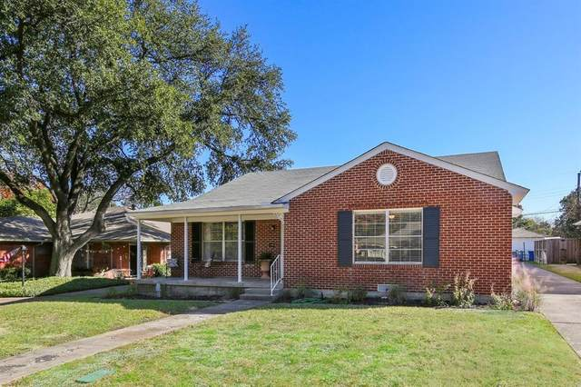 6520 Ravendale Lane, Dallas, TX 75214 (MLS #14432026) :: RE/MAX Landmark