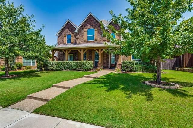 1729 Redcedar Drive, Wylie, TX 75098 (MLS #14432064) :: Potts Realty Group
