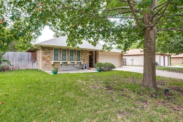 324 Goldfinch Drive, Fort Worth, TX 76108 (MLS #14432083) :: The Daniel Team
