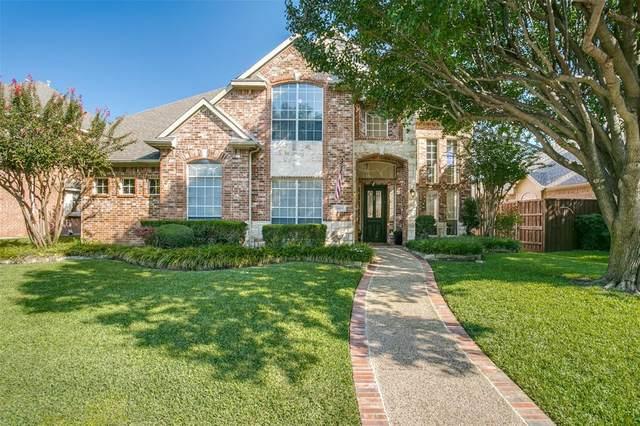 2608 Shadow Hill Lane, Plano, TX 75093 (MLS #14432088) :: The Chad Smith Team