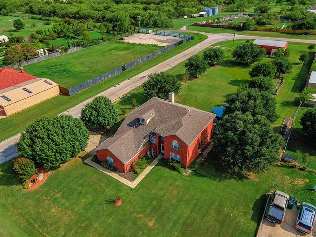 3001 Cattle Drive, Crowley, TX 76036 (MLS #14432125) :: Keller Williams Realty