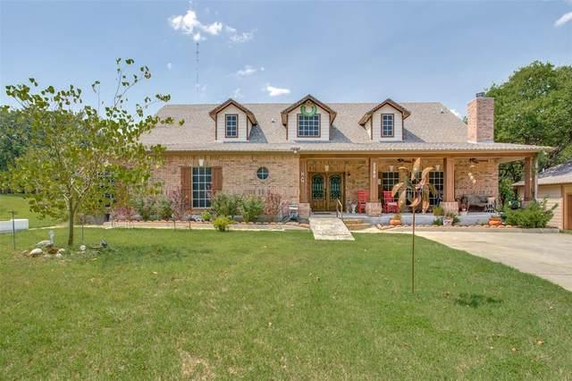 2340 Rock Creek Road, Crowley, TX 76036 (MLS #14432152) :: Keller Williams Realty