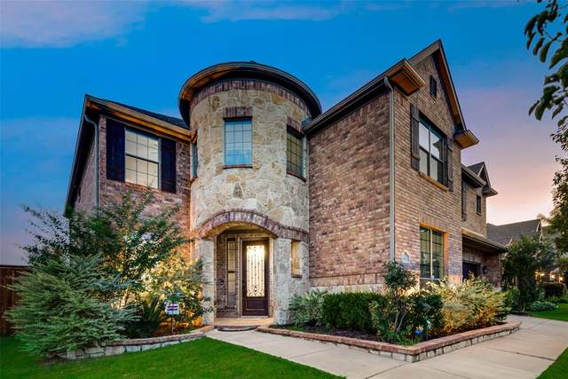 403 Sodbury Court, Roanoke, TX 76262 (MLS #14432230) :: Justin Bassett Realty