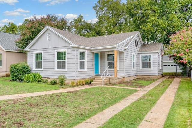 3932 Linden Avenue, Fort Worth, TX 76107 (MLS #14432236) :: The Mitchell Group