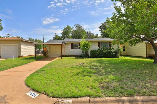 1125 S San Jose Drive, Abilene, TX 79605 (MLS #14432237) :: RE/MAX Landmark