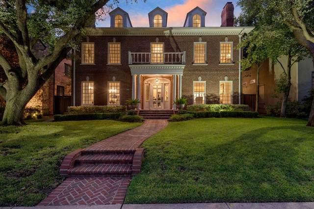 3516 Dartmouth Avenue, Highland Park, TX 75205 (MLS #14432248) :: Robbins Real Estate Group