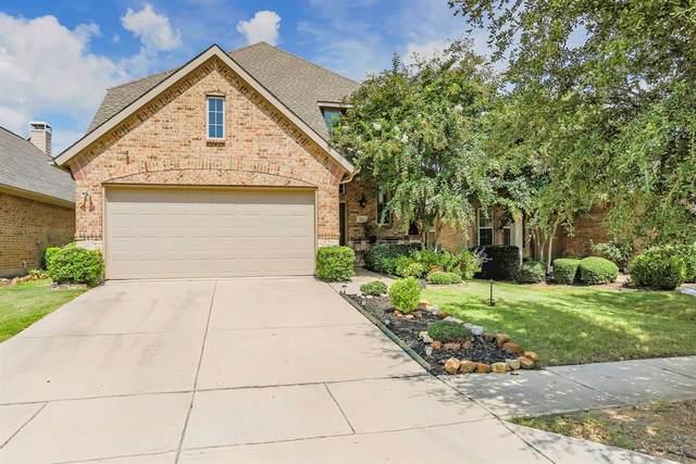 321 Perkins Drive, Lantana, TX 76226 (MLS #14432268) :: Real Estate By Design