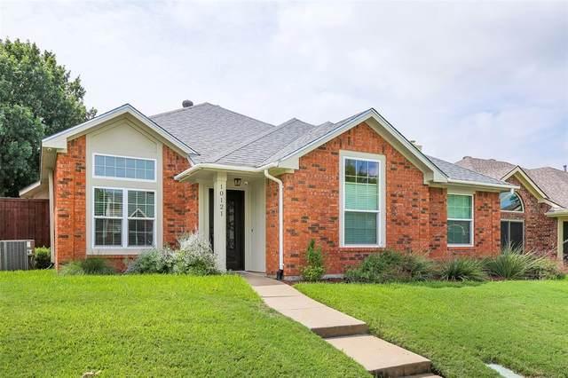 10121 Concord Drive, Frisco, TX 75035 (MLS #14432303) :: Frankie Arthur Real Estate