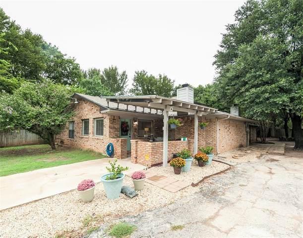 612 W Mccart Street, Krum, TX 76249 (MLS #14432315) :: Trinity Premier Properties