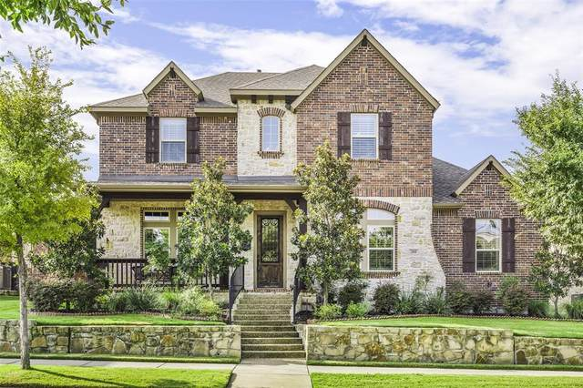 2008 Lancer Lane, Lewisville, TX 75056 (MLS #14432397) :: The Mitchell Group