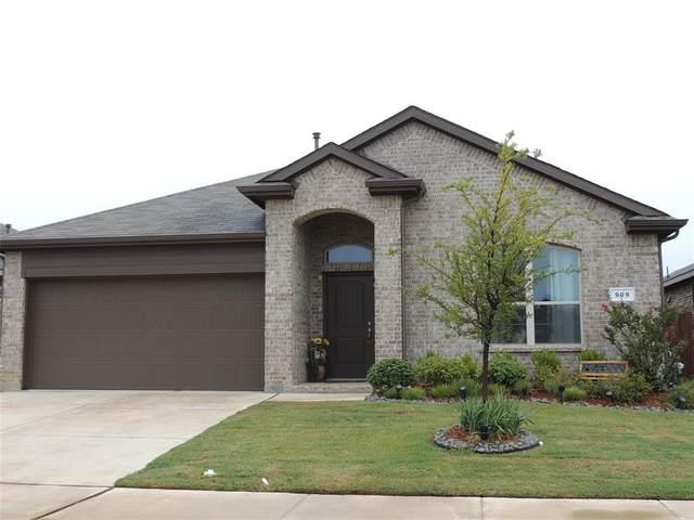 909 Cushing Drive, Fort Worth, TX 76177 (MLS #14432416) :: Trinity Premier Properties