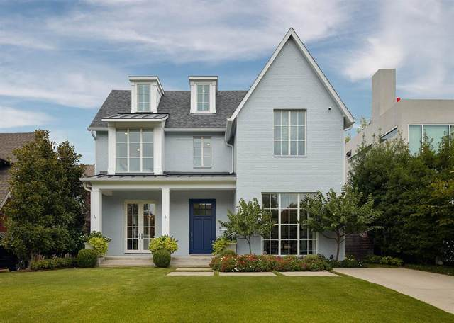 3406 Harvard Avenue, Highland Park, TX 75205 (MLS #14432431) :: Robbins Real Estate Group