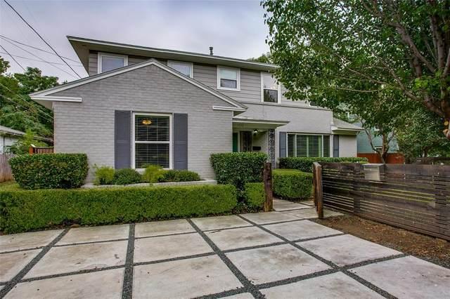 1132 N Hampton Road, Dallas, TX 75208 (MLS #14432447) :: Maegan Brest   Keller Williams Realty