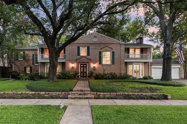 4669 Edmondson Avenue, Highland Park, TX 75209 (MLS #14432456) :: The Mitchell Group