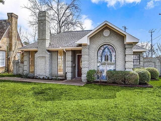 6402 Lakewood Boulevard, Dallas, TX 75214 (MLS #14432459) :: The Chad Smith Team